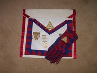 Superior R A Sash and Apron